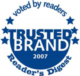 Readers Digest Trusted