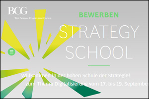 BCG Strategy-School 2015