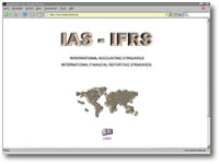 IAS-IFRS internationale Rechnungslegung