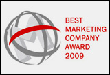 Marketing Company-Award 2009