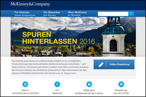 McKinsey-Workshop Spuren-hinterlassen 2016