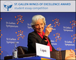 St-Gallen Wings-Excellence-Award 2015