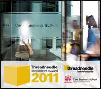 Threadneedle Investment Award