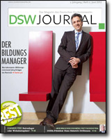 DSW journal Anforderungen