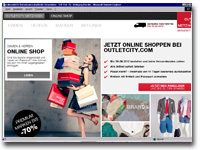 Outletcity Methingen Designer-Marken
