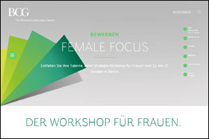 BCG-Workshop Female-Focus 2015