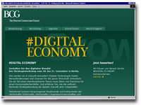 BCG-Workshop Digital-Economy 2014