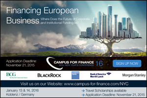 Campus-for-Finance Conference 2016