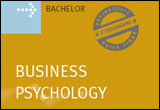 Bachelor-Studiengang Business Psychology