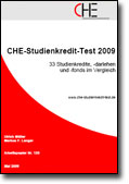 CHE-Studienkredit-Test 2009