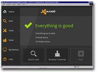 Freeware Avast-Free-Antivirus 2014