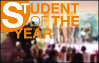 Student-of-the-Year Award 2012