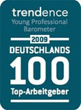Unternehmensranking Young-Professional-Barometer 2009