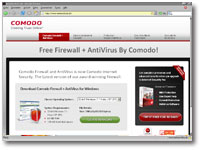 Freeware Comodo Internet-Security
