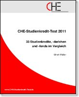CHE-Studienkredit-Test 2011
