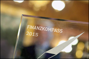 Innovationspreis Finanzkompass 2015