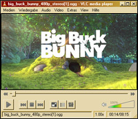 Freeware VLC Media-Player