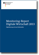 Monitoring-Report Digitale-Wirtschaft 2013