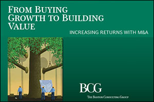 BCG M&A-Report 2015