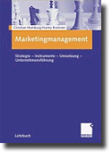 Marketingmanagement Marketing Management Strategie Instrumente Umsetzung Unternehmensführung