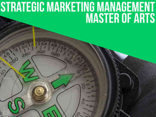 Master-Studium Strategic Marketing Management an der International School of Management