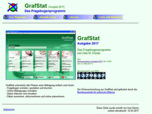 Fragebogen-Software GrafStat