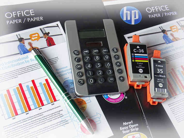 Kosten mit Managed Print Services