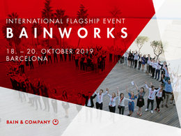 Bain Workshop »Bainworks 2019«