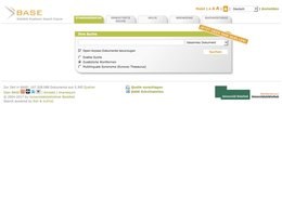 Screenshot base-search.net