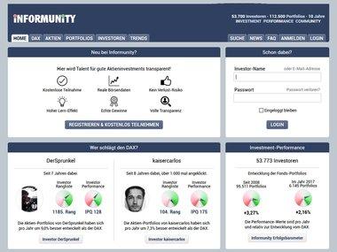 Daten-Websites fГјr Hochverdiener