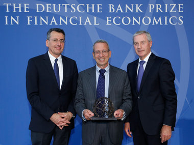 Deutsche Bank Prize in Financial Economics 2015 für Stephen A. Ross