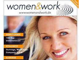 "Karriere-Event ""women & work 2018"" für Frauen."